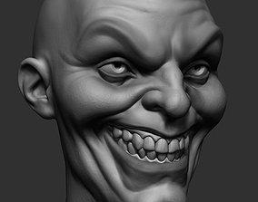 3D model The Joker v2