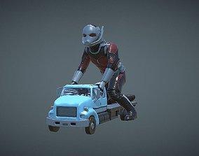 3D printable model infinitywars Ant-Man 2 inspirited figure