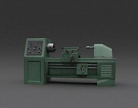 Machine 02 3D model