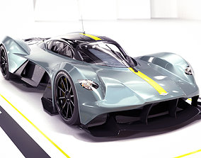 Aston Martin AM-RB 001 3D model