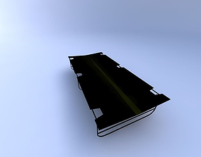 Cot 3D model