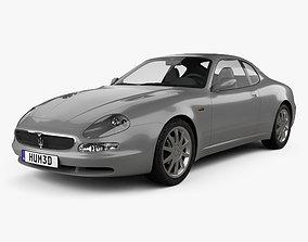 3D model Maserati 3200 GT 1998