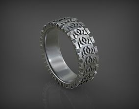 Ring Wheel 1 STL 3D printable model