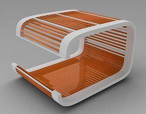 3D model dae Novo Pergola