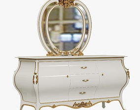 3D model InStyle Faberge dressing table