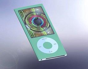 iPod tech 3D model