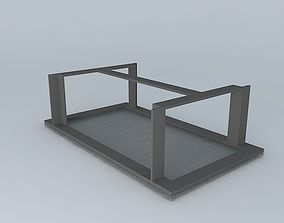 3D Brewery Coffee Table