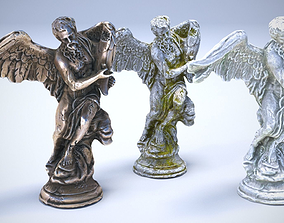 3D model Sculptures Pack Vol1 Statue 2