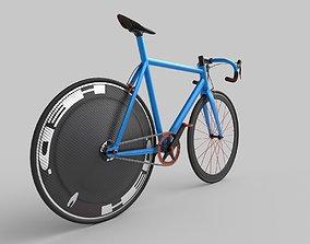 Bicycle 3D racing