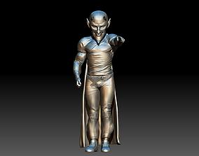 3D print model Duke mascot the Blue Devil Duke University