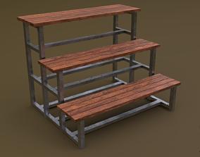 Tribune 08 R 3D asset