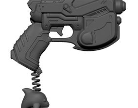 3d printable Overwatch Weapon model
