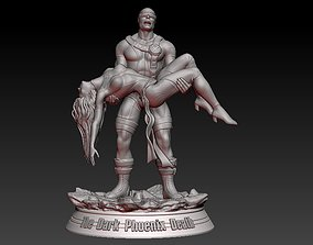 3D print model Phoenix Death