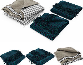 Blanket collection 04 3D