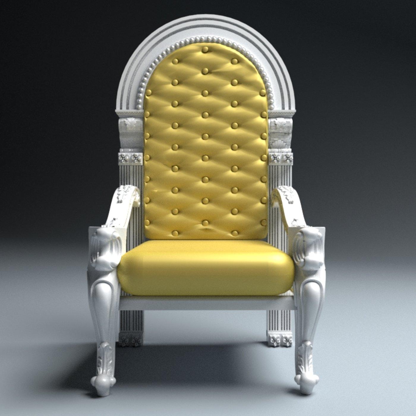 King Throne 4