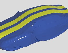 3D model Car Body Cover covered