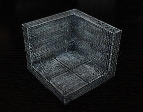 OpenForge Smooth Edge Corner Tile 3D printable model