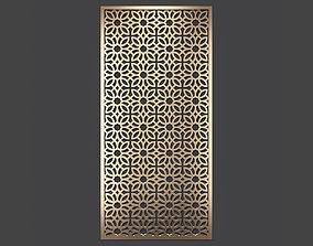 3D model Decorative panel 333