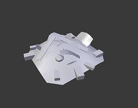 3D model Debris Pile