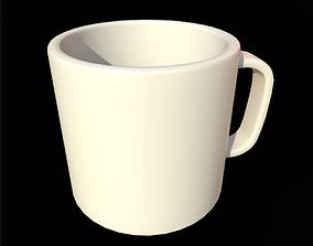 teacup Cup of coffee 3D