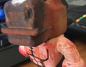 3D print model DAGs Tikbalang