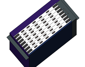 DSLAM 3D model