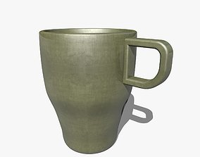 kitchen Cup 3D Model