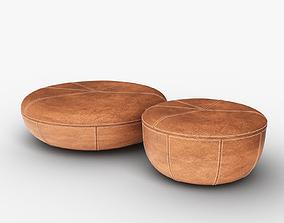 3D Padded stool 10th Clove