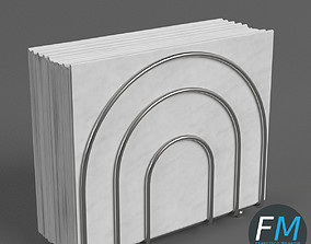 3D model Napkin holder 1