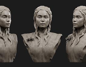 deineris 3D print model Deineris Targaryen