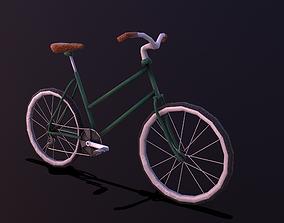 3D model Stylize-Bike