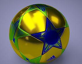 Championship Soccerball 3D model