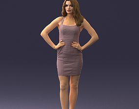 3D Fashion Woman 0714-11
