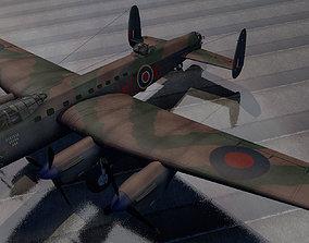 Avro Lancaster B Mk-1 3D model