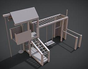 3D printable model Playground Set 3