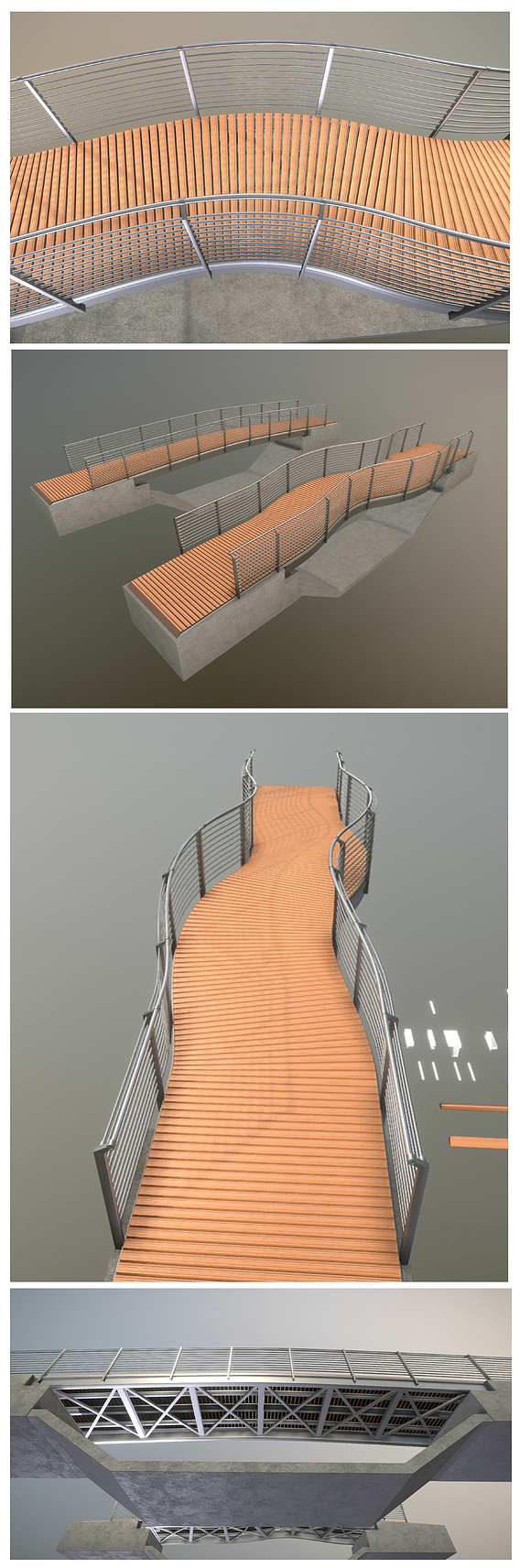 Cycle Bridge - Version 1