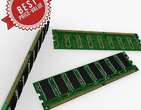 3D RAM memory