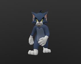 3D model TOMC-030 Tom Cat Walking In Place