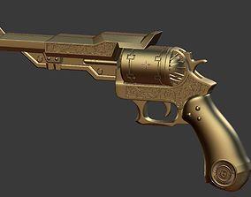 3D print model Final Fantasy 15 Prompto gun