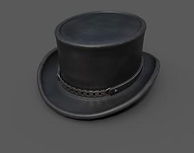 3D model Human Hat scifi