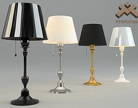 3D Generic Table Lamp