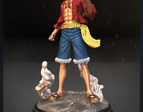 3dmodel Luffy - One Piece for 3d print model