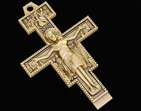 3D printable model 1968 Jesus Pendant