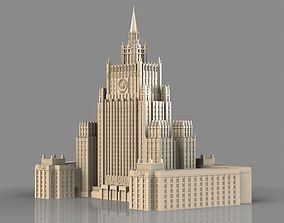 Ministry of Foreign Affairs 3D