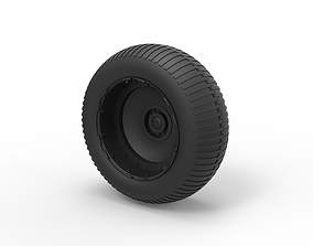 3D print model Wheel from Bigfoot 5