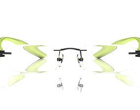 Eyeglasses for Men and Women 3D print model sight