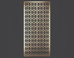 Decorative panel 329 3D