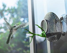 nature Bird Feeder 4-0 3D print model