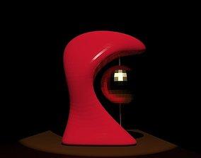 Compound- Tower1 3D model