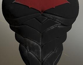 3D printable model Red Hood Chest Armor Batman